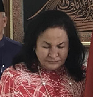 Najib And Rosmah - 'Over RM100 Billion' Stashed In Foreign Bank